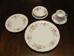 Fine Bone China, Victoriana Rose by Paragon