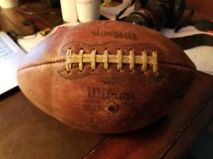 Wilson Official NFL Football D