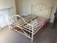 Double bed frame 4ft 6in