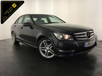 2013 63 MERCEDES C220 AMG SPORT CDI 1 OWNER SERVICE HISTORY FINANCE PX WELCOME