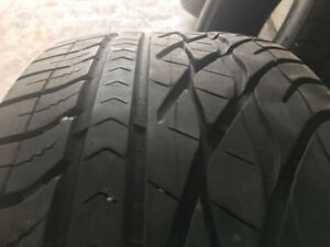 215 55 R17 Lexus ES 350 All Season Tires - Good Year
