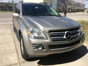 2007 Mercedes-Benz GL450 4Matic/Navi/Heated seats/Clean Carproof
