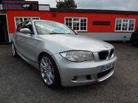 2006 BMW 1 Series 118d M Sport 5dr Full service history,12 months mot,warrant...