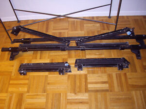 thule support rack skis