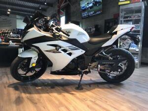 2017 Kawasaki Ninja 300 ABS