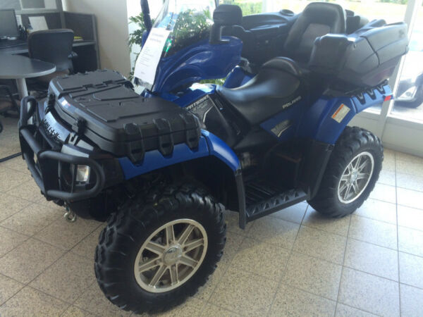 Used 2011 Polaris 850 EFI Sportsman Touring EPS