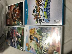 Wii Games - 4 left!