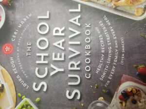 School Year Survival Cookbook