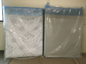 Mattress and Box Spring - Queen Size