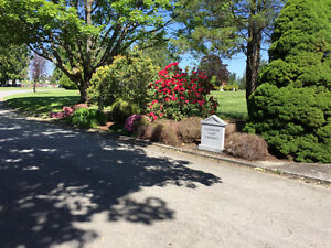 Valley View Memorial Gardens Two Burial Plots