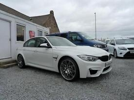 2016 (66) BMW M3 DCT 3.0 ( 450 bhp ) ( Competition Pack )