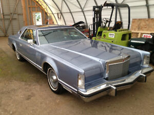 1979 Lincoln Collectors Series