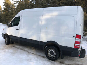 2010 Sprinter van Cargo for sale