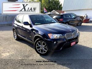 SOLD!!!  2011 BMW X3 ***Beautiful Condition