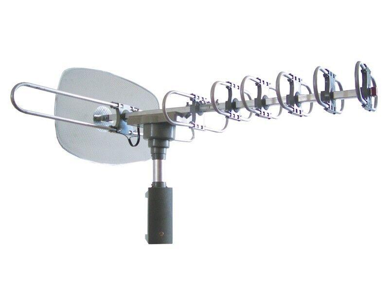 Supersonic Sc-609 360degree Hdtv Digital Amplified Tv Mot...