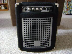 """""""Yorkville"""" BassMaster 50 bass amplifier"""