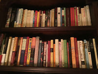 100+ Wine and Food Books in Great Condition