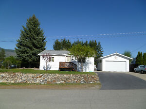 Great Retirement, Starter or Investment home, Grand Forks, BC