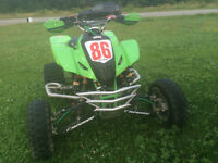 2006 KFX 400 BORED TO 450 + EXTRAS