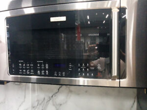 Electrolux Over the Range Microwave for sale