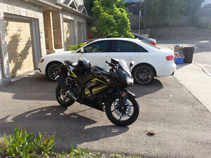 Kawasaki Ninja 250r Special edition LOW MILEAGE first owner