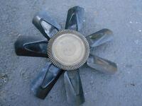 Looking for an old Mopar clutch fan
