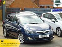 2011 Vauxhall Astra 1.6 i VVT 16v SE 5dr Estate Petrol Automatic