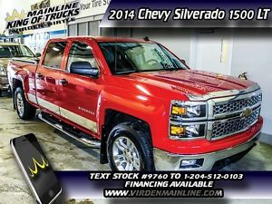 2014 Chevrolet Silverado 1500 LT  - SiriusXM - Heated Seats - $2