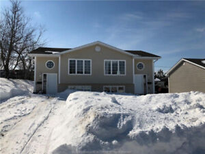 *** Beautiful Side by Side Duplex in Moncton East ***