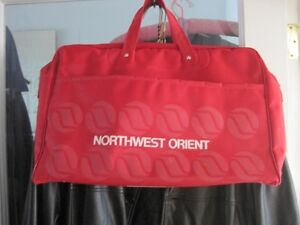 Vintage Northwest Orient Airlines Carry-on Tote Bag