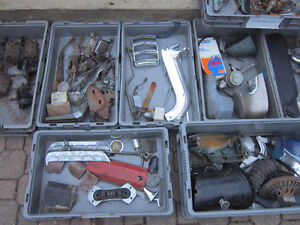 Ford Parts. Large Collection. Garage Clean out 1965-1970 Mustang Kitchener / Waterloo Kitchener Area image 4