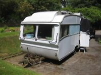 Wanted safari 13-4 caravan