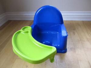 Chaise d'appoint portative
