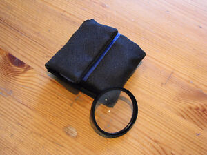 Stack-able Macro Magnifier Filters for SLR - 52mm