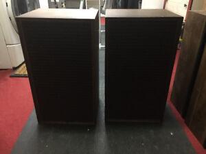 Heathkit model AS-104 speakers