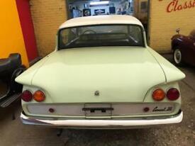 Ford Consul Classic 315 PETROL MANUAL 1962/1