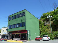 Fully Furnished Office Space and Boardroom in Downtown Nanaimo