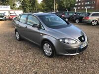 Seat Altea 1.6 8v 2007MY Reference