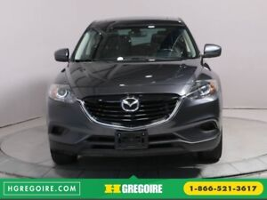 2015 Mazda CX-9 GS 7PLACES MAGS CUIR BLUETOOTH CAMERA RECUL TOIT