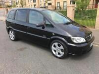 Vauxhall/Opel Zafira 1.8i 16v 2005MY SRi