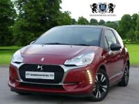 2016 16 DS DS 3 1.2 PURETECH CHIC 3D 80 BHP, UNBEATABLE FINANCE DEALS AVAILABLE