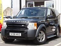 2006 Land Rover Discovery 2.7 Td V6 7 seat 5dr 5 door Estate