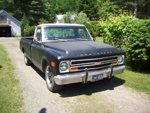 pickup 1968 Chevrelet