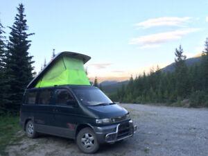 Mazda Bongo Friendee Camper Van