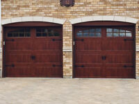 Garage doors Sale and installation same day call 6474964488