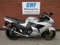 Kawasaki ZZR 1400, ABS, 2008, ONLY 23,862 MILES, FSH, EXCELLENT COND, LONG MOT