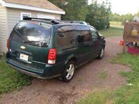 2006 Chevrolet Uplander SUV, Crossover