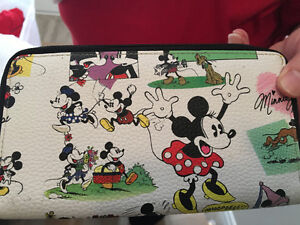 Brand new Disney wallet