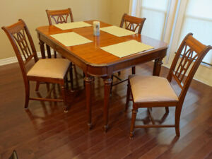 Antique Mahogany Dining Set