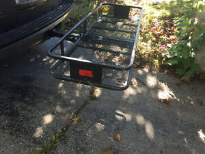 Hitch cargo carrier Kingston Kingston Area image 1